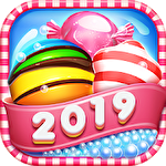 Candy charming: 2018 match 3 puzzle icono