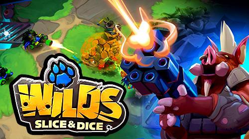 Wilds: Slice and dice. Wild league Screenshot