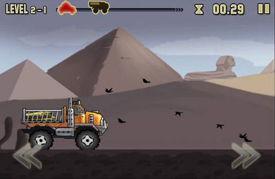 Action Truck for iPhone for free