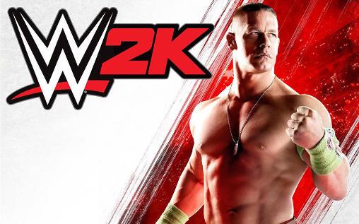 logo WWE 2K