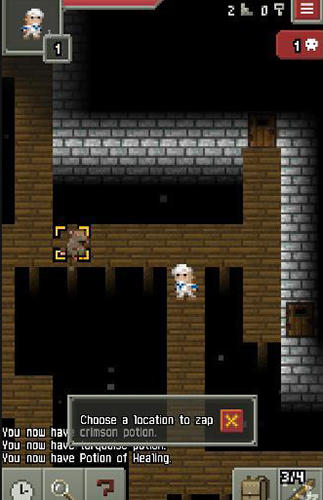 Unleashed pixel dungeon für Android