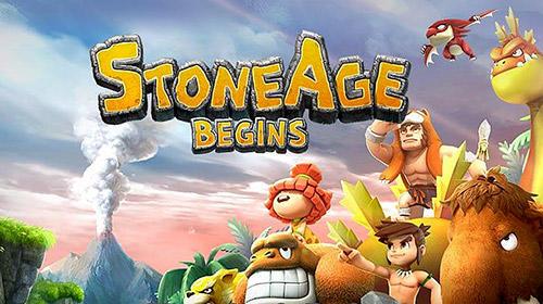 Stone age begins Screenshot