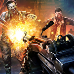 Dead city: Zombie shooting offline ícone