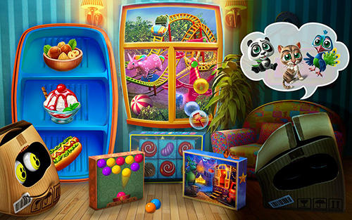 Boxie: Hidden object puzzle für Android