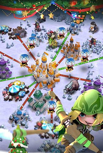 RPG Castle of legends für das Smartphone