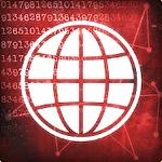 The dark internet ícone