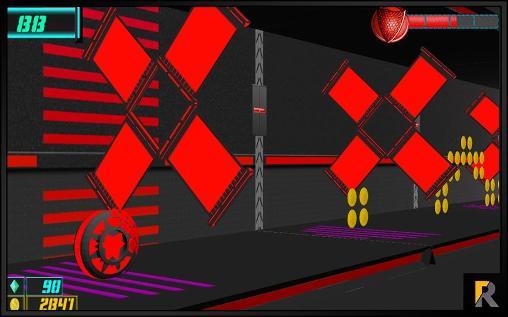 Arcade-Spiele Disk revolution für das Smartphone