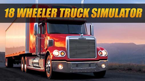 Capturas de tela de Simulador de Caminhão de 18 rodas
