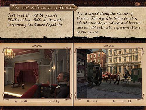 Sherlock: Interaktives Abenteuer auf Deutsch