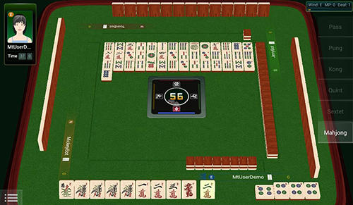 Mahjong-Spiele Mahjong time auf Deutsch