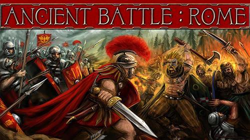 Ancient battle: Rome screenshot 1