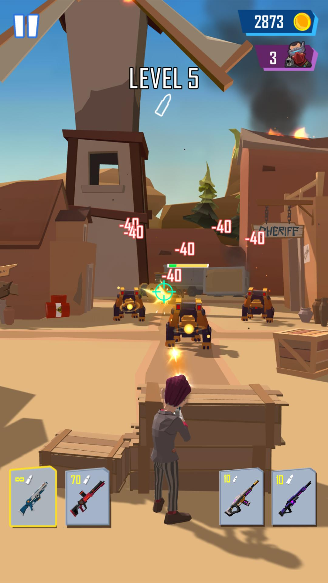 Bullet Master скриншот 1
