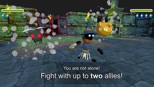 Actionspiele: Lade Mobius der Magie auf dein Handy herunter