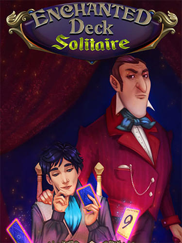 Solitaire enchanted deck скриншот 1