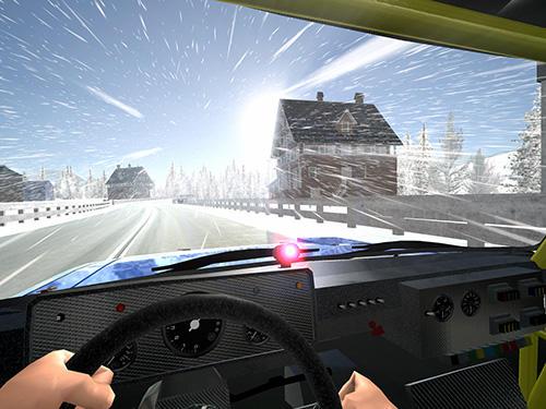 Iron Curtain Racing: Autorennen für iPhone