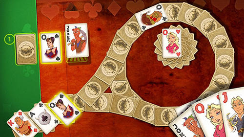 Solitaire: Perfect match para Android