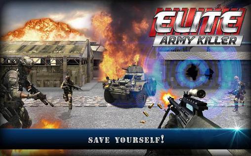 Elite: Army killer para Android