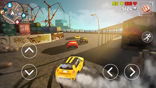 Miami crime: Grand gangsters for Android