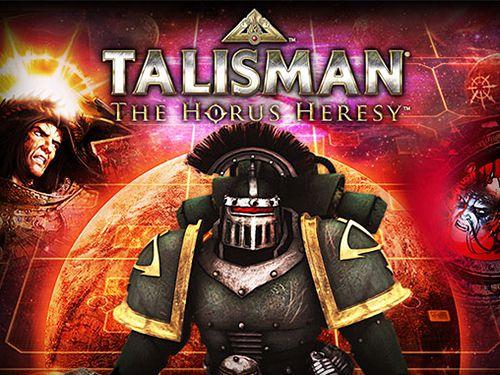 logo Talismã: Heresia de Hórus