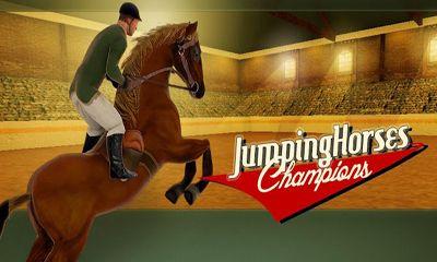 Jumping Horses Champions captura de tela 1