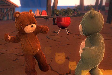 Screenshot Ungezogener Bär auf dem iPhone