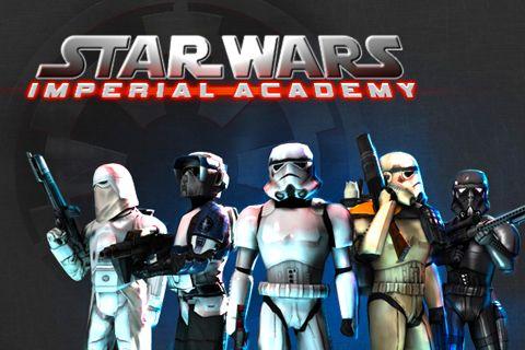 логотип Звёздные войны: Имперская Академия