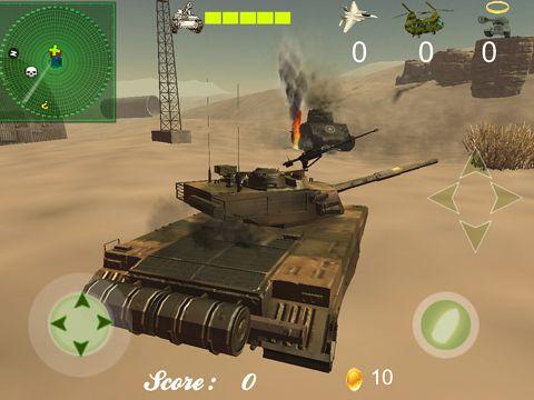 Panzer Titanen auf Deutsch