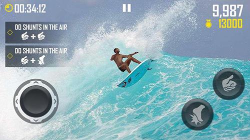 Surfing master Screenshot