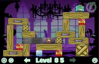 Аркады игры: Zombie Drop на телефон iOS