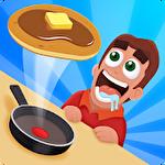Flippy pancake icon
