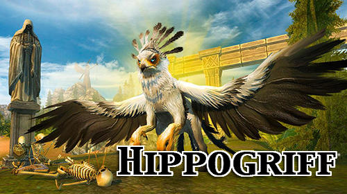 Hippogriff bird simulator 3D screenshot 1