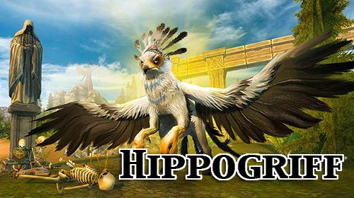 Hippogriff bird simulator 3D capture d'écran 1