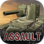 Tanks hard armor: Assault icon