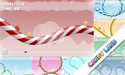 Candy Racer für Android