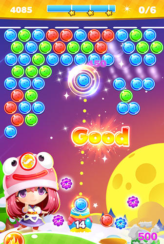 Bubble shooter by Fruit casino games für Android