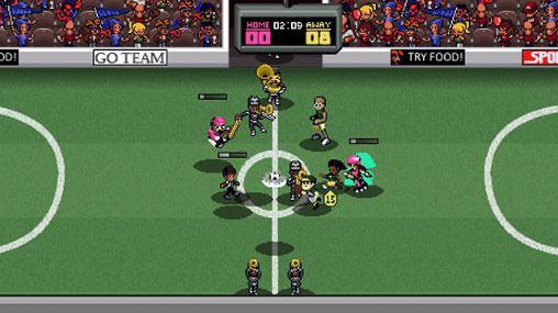 Super slam dunk touchdown скриншот 1