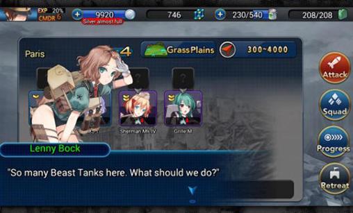 Panzer waltz Screenshot
