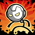 Heroes wars: Super stickman defense icon