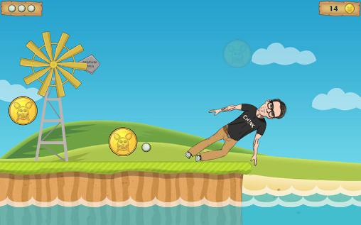 Idiotik golf for Android