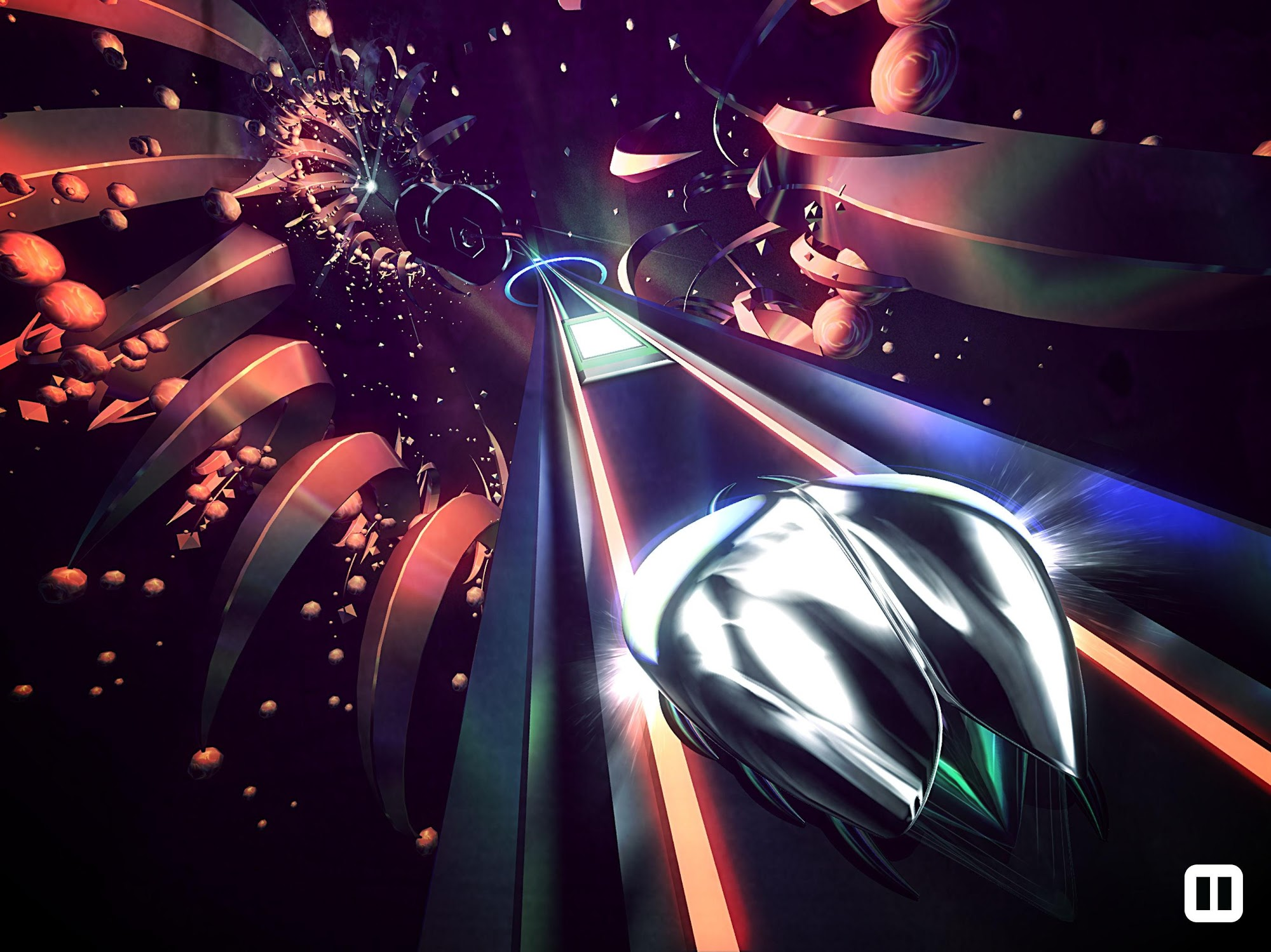 Thumper: Pocket Edition screenshot 1