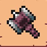 Pixel blacksmith Symbol
