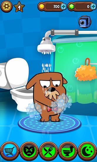 My Grumpy: Virtual pet game in English