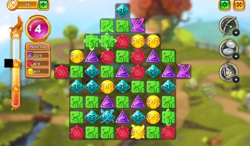 Arcade-Spiele Dreamlike mix für das Smartphone