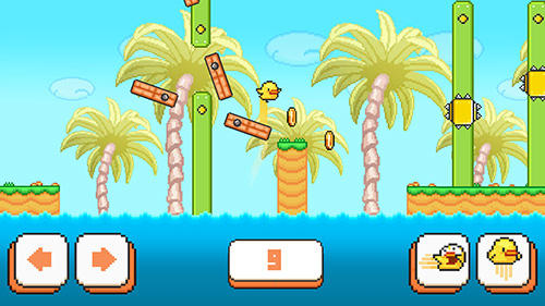 Birdy McFly: Run and fly over it! für Android