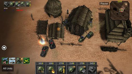 War of glory: Blitz для Android