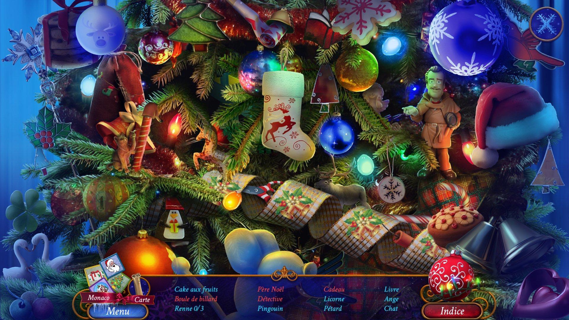 Yuletide Legends: Who Framed Santa Claus capture d'écran 1