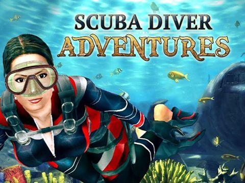 logo Les Aventures du plongeur: l'abîme