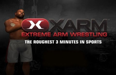 logo XARM Extremales Armwrestling