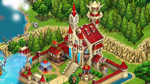 Fairy kingdom: World of magic auf Deutsch