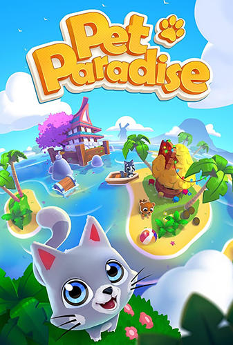 Pet paradise: Bubble shooter capture d'écran 1